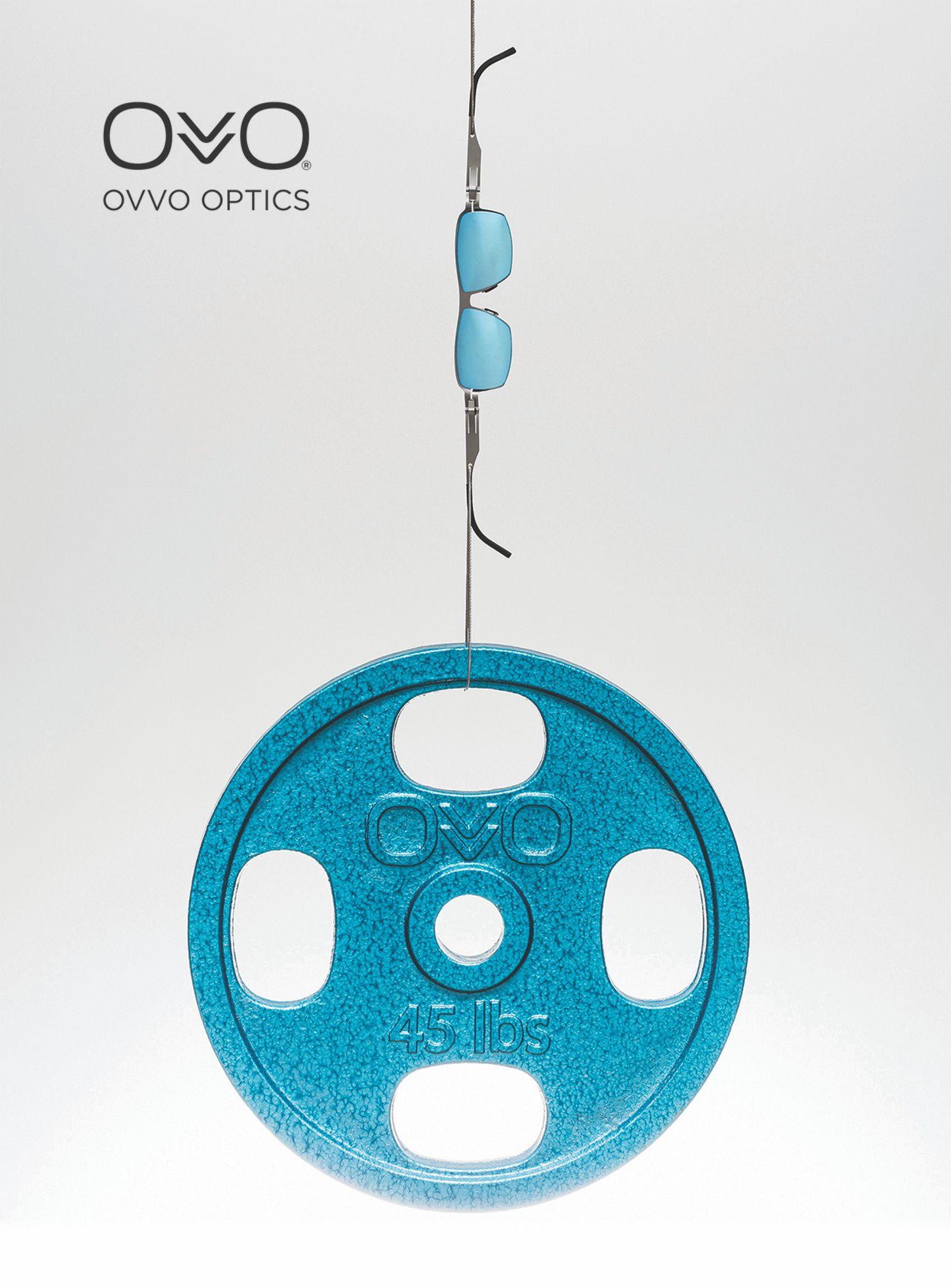 OVVO Optics Weight